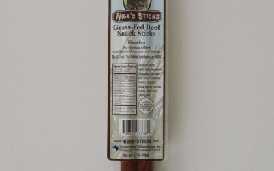 Let's Talk Beef Sticks!